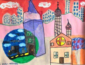 Home School Art Elementary