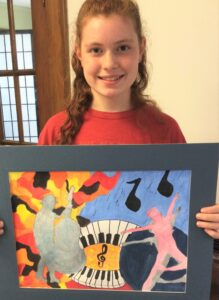 Home School Art Middle/High